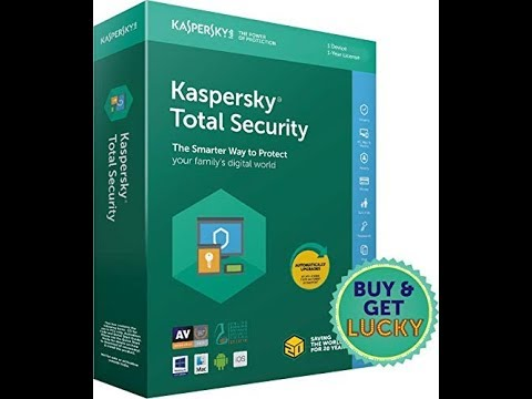 كاسبر Kaspersky Total Security