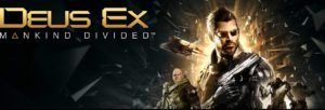 Deus Ex Mankind Divided لعبة