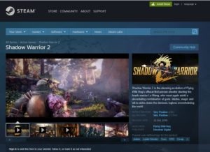 SHADOW WARRIOR 2 لعبة